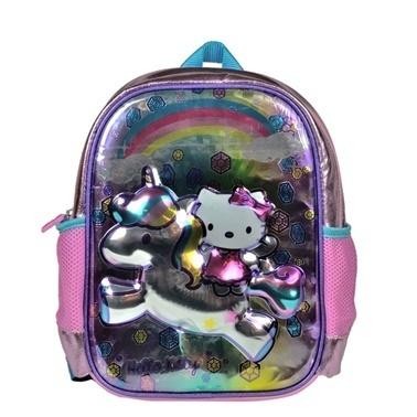 Hello Kitty Okul Çantası Renkli